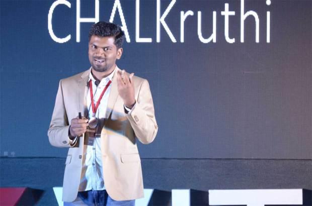 Sachin-Sanghe-Speaker-TEDxVITPune-2017