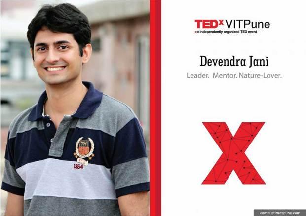 Devendra-Jani-Speaker-TEDxVITPune-2017