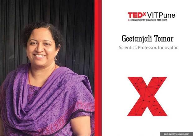 Geetanjali-Tomar-Speaker-TEDxVITPune-2017