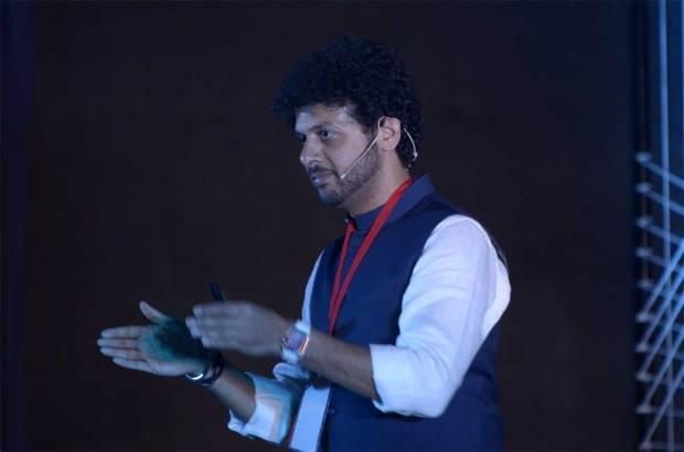 mahesh-kale-singer-at-tedx-vit-pune