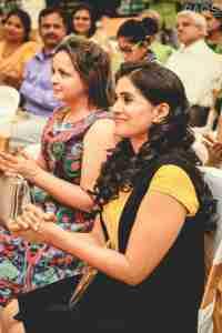 nina lekhi book launch baggit bag it all crossword campus times pune sonali kulkarni