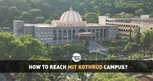 How-to-Reach-MIT-Pune-Campus