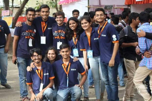 Credenz-2016-Team-PICT-Pune