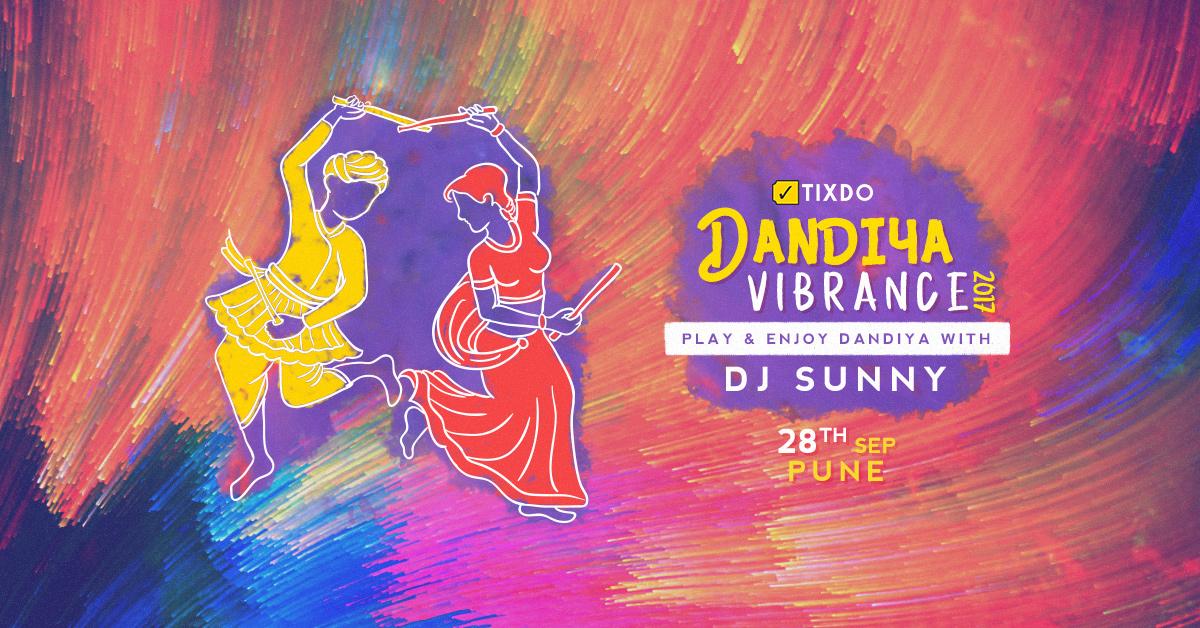 Dandiya-Vibrance