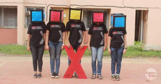 TEDx-PICT-2017-Team