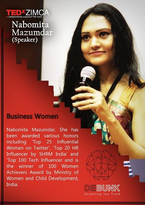 Nabomita-Majumdar-at-TEDXZIMCA