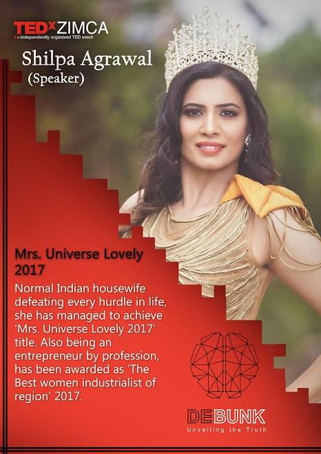Shilpa-Agarwal-at-TEDXZIMCA
