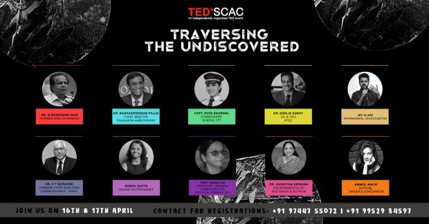 TEDxSCAC 2021