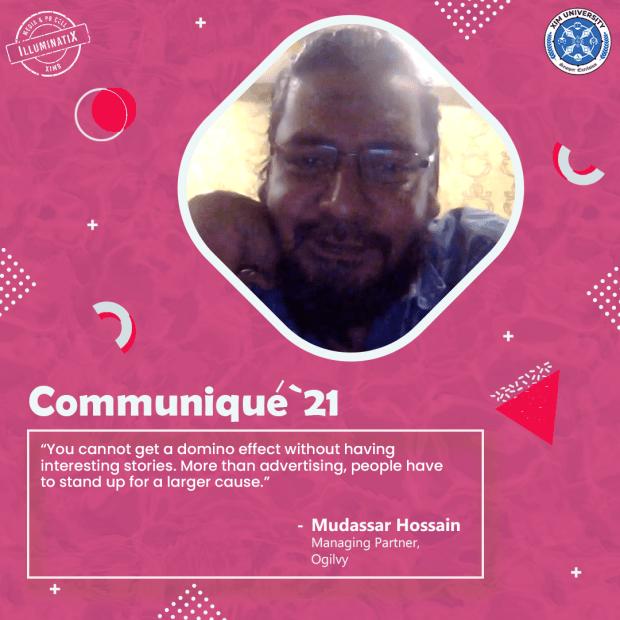 Communique'21 Speaker