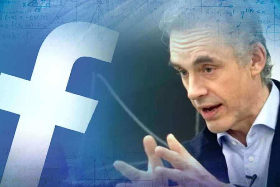 Facebook Locks Out Jordan Peterson