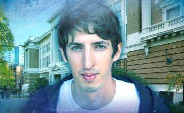 Protester Pulls Plug On James Damore…Literally
