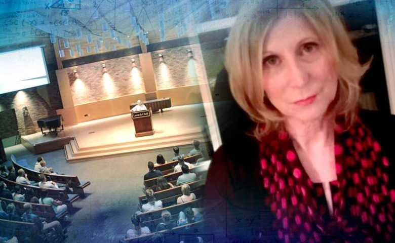 Students Protest 'Known Fascist' Christina Hoff Sommers