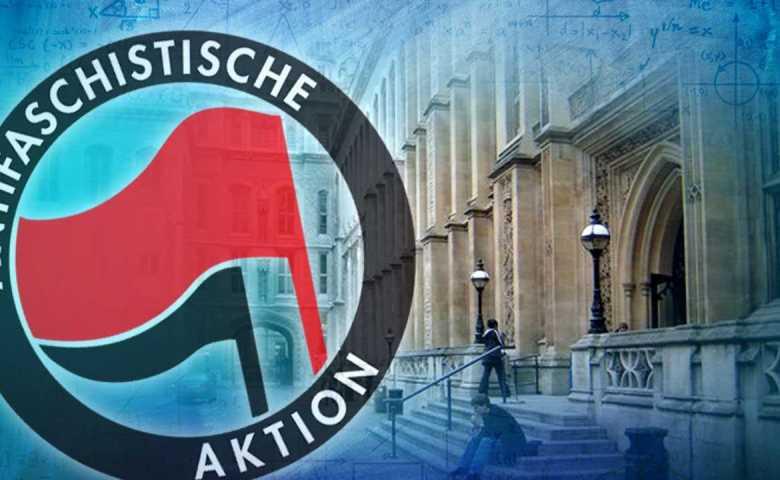 Fight Capitalism By Buying Antifa Merch!
