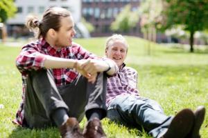 Frukostmöte omvänt mentorskap och generation Y