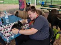 Josie Animal Interaction