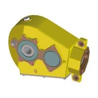 Reductor unghiular 5550