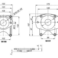 Flansa adaptor Grupa3