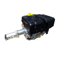 Kit pompa hidraulic cu motor termic