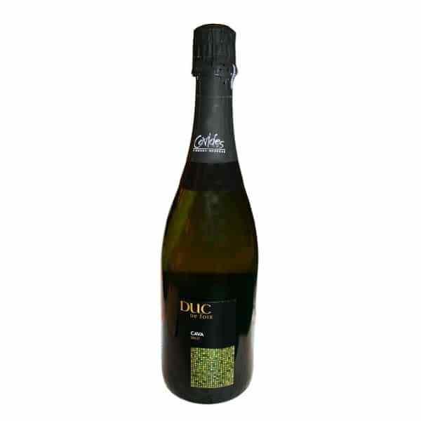 Can Gourmet - Feinkostgeschäft auf Mallorca; Feinkostgeschäft, Gourmet, Essig, Essige, Brände, Liköre, Hierbas, Gin, Öl, Trüffelöl, Olivenöl, Marmeladen, Mallorca, Duc de Foix - CAVA 12% - Penedés