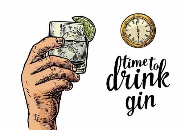 Gegen Mückenstiche Gin & Tonic trinken!