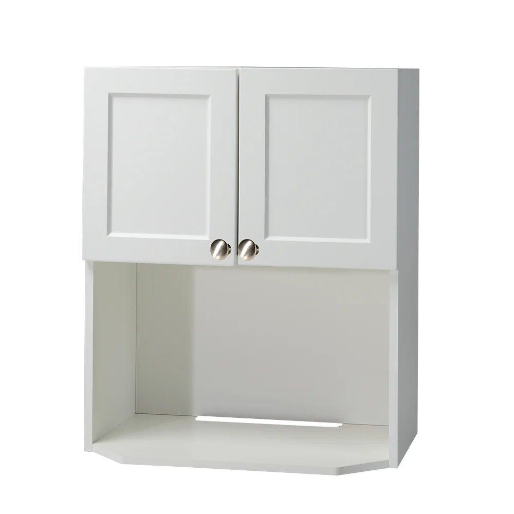 armoire de cuisine module haut pour micro ondes 24 po
