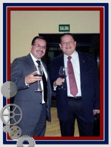 Lic. Esteban Rodriguez Calderón e invitado