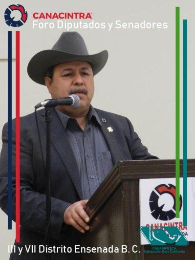 Lic. Alejandro Jara Soria, Presidente de la Canacintra