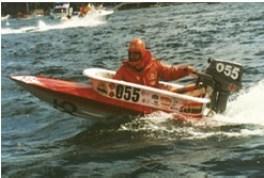 Bathtub Racing