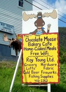 Chocolate Moose Cafe