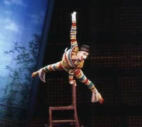 Photo courtesy Cirque-Du-Soleil