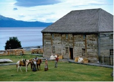 Fort St James photo courtesy Parks Canada