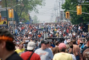 Friday the 13th Port Dover