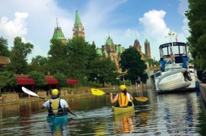 Rideau Canal National Historic Site / Parks Canada