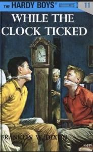 Hardy Boys book ghost-written by Leslie Mcfarlane