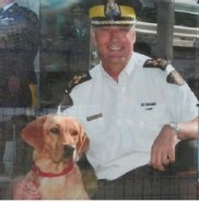RCMP Dog