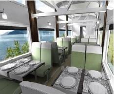 Rail Car Inside