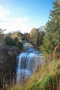 Webster's Falls, courtesy Hamilton, Halton, Brant Tourism