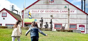 Gulf Of Georgia Cannery National Historic Site © Parks Canada