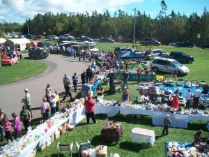 70-Mile Coastal Yard Sale photo courtesy Wood Islands and Area Development Corporation