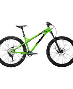 hardtail bike