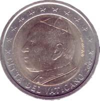 Pope John Paul II, Euro