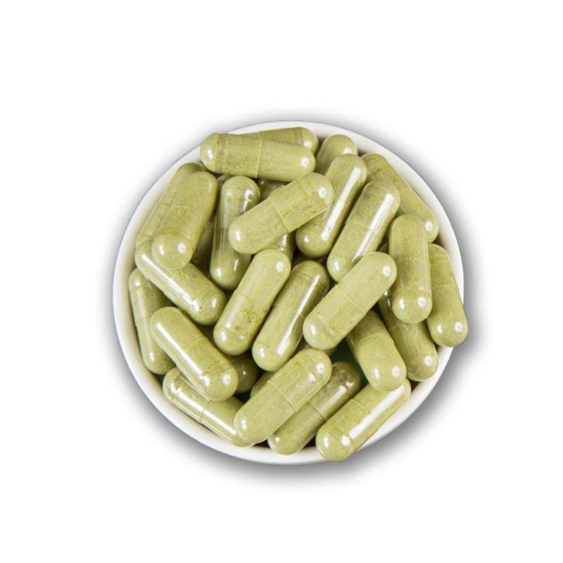 Capsules: Green Kali