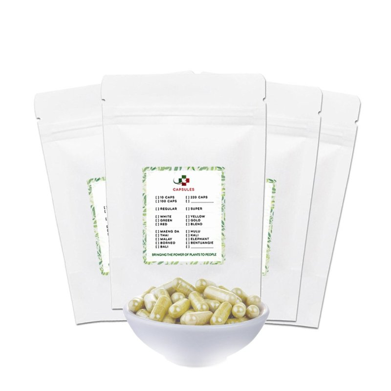 CAPSULES Extra Large Combo Pack (4 x 500 caps)
