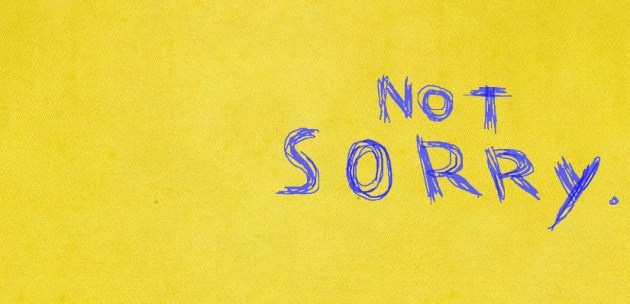 Image result for no sorry