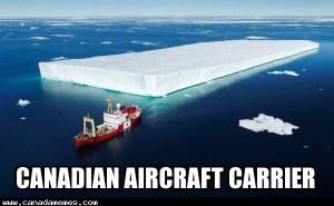 Canadian Aircraft Carrier
