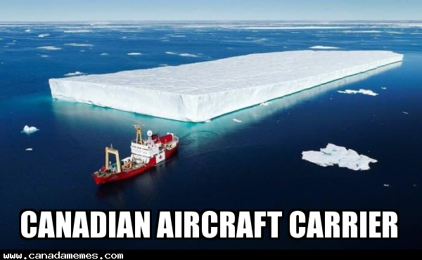 Canadian Aircraft Carrier