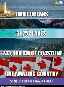 """""""Sorry we're so awesome"""" - Canada #notsorry Share if you agree!!"""