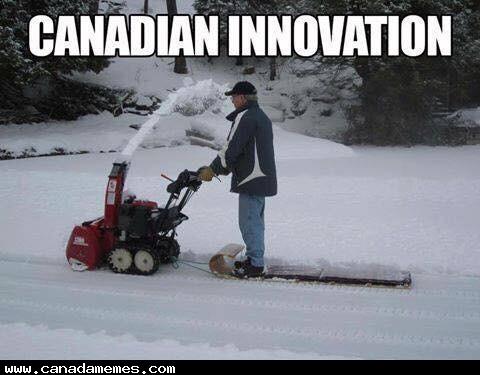 🇨🇦 Canadian Innovation