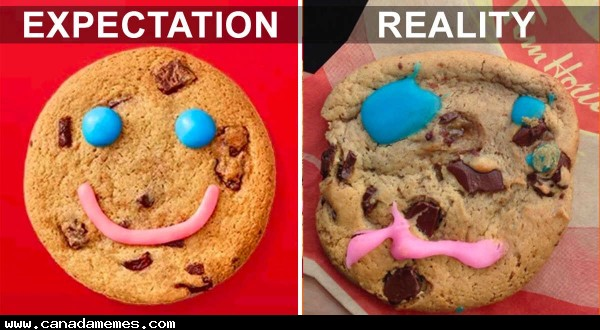 🇨🇦 Timmies - Expectations vs Reality