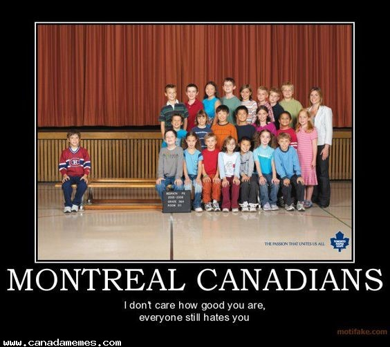 🇨🇦 Its a hard life being a Montreal Canadiens fan sometimes